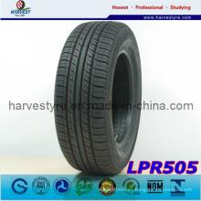 Neumáticos radiales semi-acero para coche