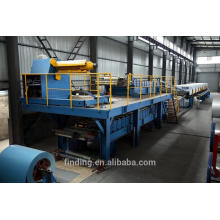Latest design high speed PU sandwich panel rolling mills