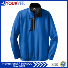 Veste en microfleece en polyester ultra doux à haute qualité et à haute qualité (YYLR114)