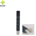 10ml Black small clear plastic tube with long nozzle