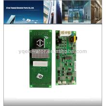 Hitachi Hall Call PCB SCL C2-V1 панель управления лифтом
