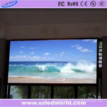 Panneau polychrome d'écran d'affichage à LED de moulage en matrice de location d'intérieur / extérieur pour la publicité (P3.91, P4.81, P5.68, P6.25)
