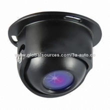 Bus Roof Mount CCD Camera with Metal Housing, 2.8mm Lens, F2.0, 120 Degrees