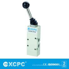 XC322N/522N-HV serie válvula de válvula mecánica Manual