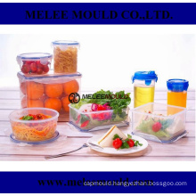 Bento Lunch Box Set Plastic Foodsaver Mould