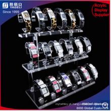Multilayer Acrylic Watch Display Showcase