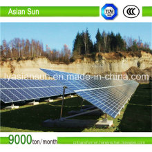 Photovoltaic Brackets for Energy System