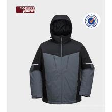 vente en gros nouvelle conception softshell veste mens veste extérieure softshell