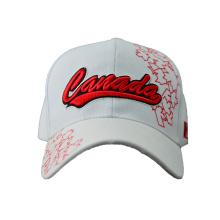 Gorra de béisbol acrílica con bordado e impresión de logotipo (GKA01-F00062)
