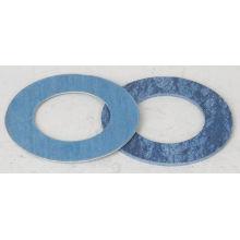 Graphite Ptfe Reinforced Non Metallic Flat Gasket Washer Custom