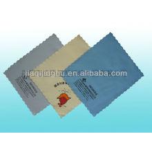 Limpadores de tela de microfibra com serigrafia