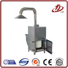 Colector de polvo industrial flexible y pequeño