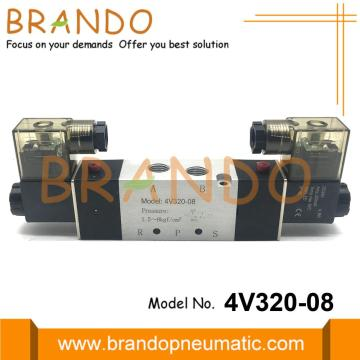 NPT 1/4 '' 4V320-08 AirTAC Type Air Solenoid Valves