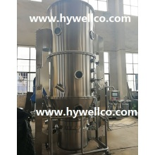 Particles Boiling Drying Machine