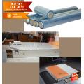 Light blue mattress pvc mattress protective film for mattress packaging