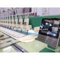 2015 new high super speed 1500 RPM flat embroidery machine