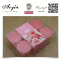 100PC Tealight Candle i Polybag 12g