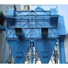 Air filter dust removal jet dust collection system