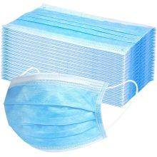 Consumíveis médicos Máscaras cirúrgicas Máscaras descartáveis