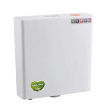 Tanque de inodoro en cuclillas de plástico fuerte colgado en la pared