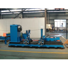 Oem Automatic Flame Intersection Cnc Cutting Machine , Yellow / Blue Plasma Cutter For Steel Pipe