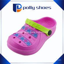 Top Quality Girls and Baby Shoes Chaussures de jardin pour enfants