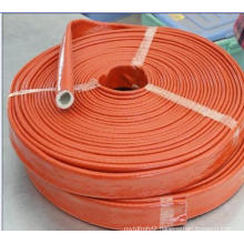 Glass Fiber Sleeving with Silicone Rubber