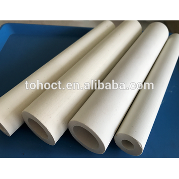 Заводская цена термопары электрическая изоляция 60% глинозема Al2O3 керамическая пробка трубы