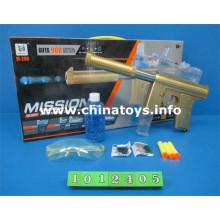 Novo bebê brinquedos plástico Airsoft Gun Set (1012405)