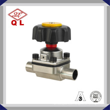 Stainless Steel U-Type Three-Way Diaphragm Valve