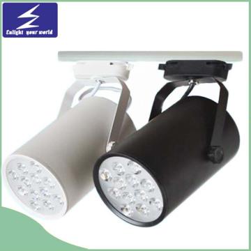 3W Aluminium LED Schienenscheinwerfer