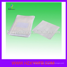 Spunlace Nonwoven Disposable Hot/Cold Face Towels For Airline