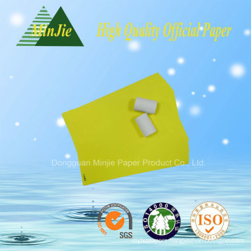 Wholesale Custom A4 Size Yellow Copy Paper