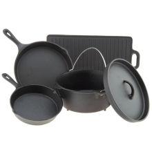 Benutzerdefinierte Cast Cookware Bratpfannen