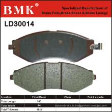 Plaquette de frein de haute qualité (LD30014)