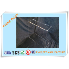 Transparent Rigid PVC Sheet for Gift Box