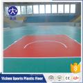 El PVC del bádminton interior de China se divierte la estera plástica del piso
