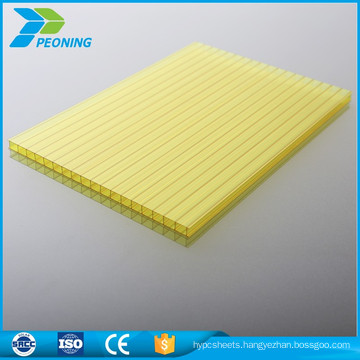 Wholesale factory price 4mm soundproof polycarbonate panels lowes sheet