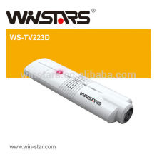wireless mini usb 2.0 ATSC digital TV tuner card, usb TV receiver and recorder,full screen display