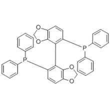 (S)-(-)-5,5'-Bis(diphenylphosphino)-4,4'-bi-1,3-benzodioxole,min.98%(S)-SEGPHOS CAS 210169-54-3