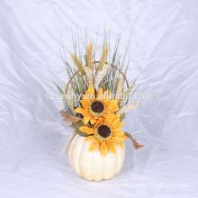 high quality artificial white pumpkins wholesale foam pumpkins