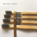 Professional Wholesale Bamboo Charcoal Toothbrush