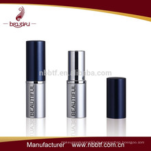 LI18-73 Neue silberne neue Art und Weise leeres Lippenstiftschlauch leeres Lippenstiftrohr