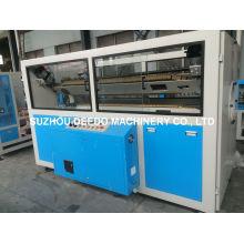 Machine de traction de tuyau de PVC pp PE PPR tirant la machine