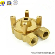 OEM Precision Investment Brass Bronze Copper Casting
