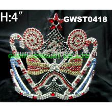 Tiara de encargo del caramelo -GWST0418