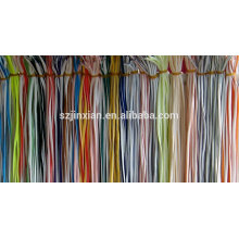 Cordones, cordones de color, accesorios de zapatos
