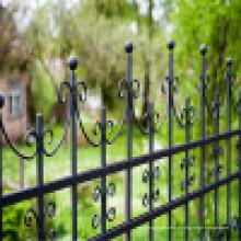 Modelos de portões e cercas de ferro