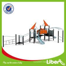 PRODUIT CHAUDE-Les enfants utilisent l'équipement de terrain de jeux Cool Moving Series LE-XD011
