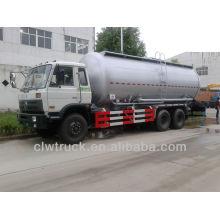 Top qualidade Dongfeng 6 * 4 26000L caminhão em pó de cimento a granel em pó